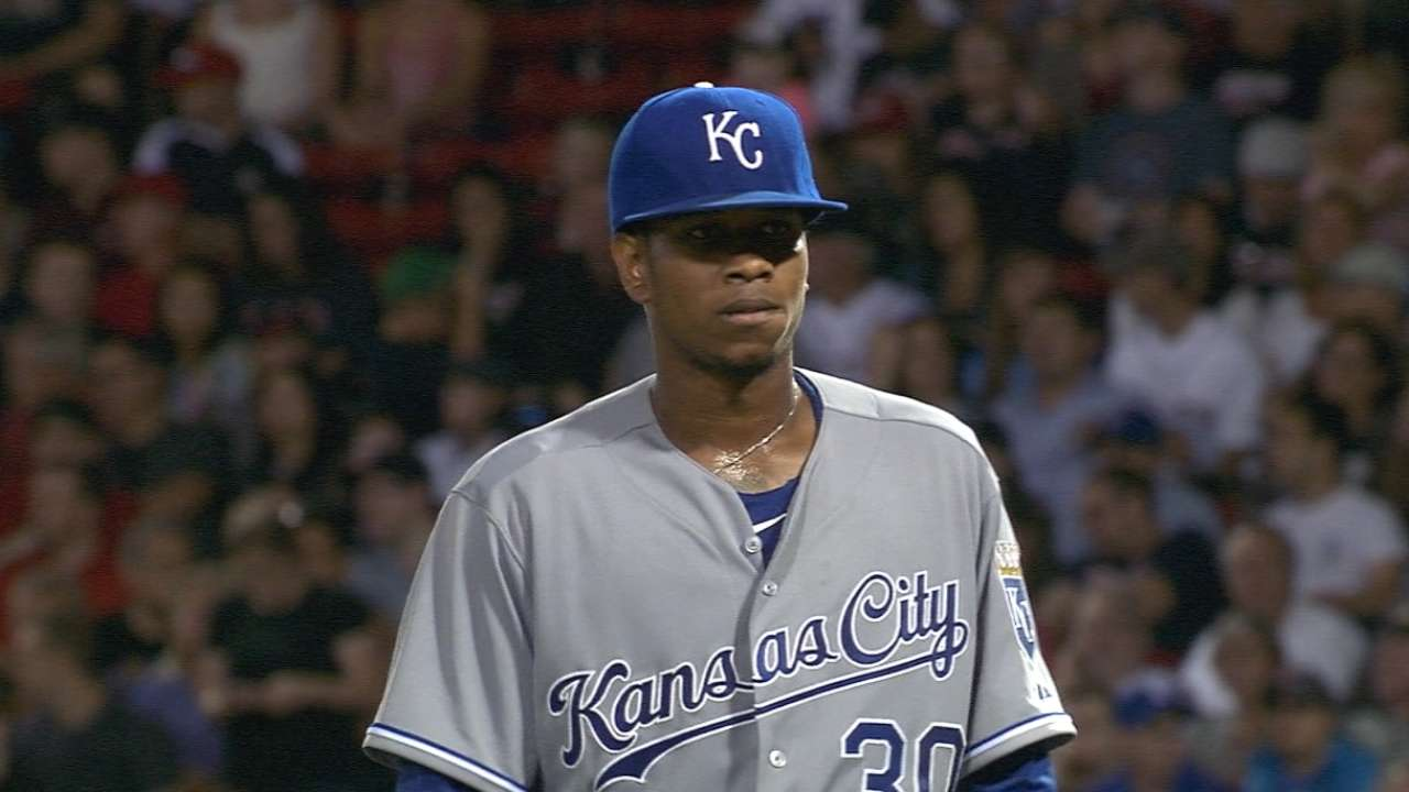 Ventura's swagger on mound returning