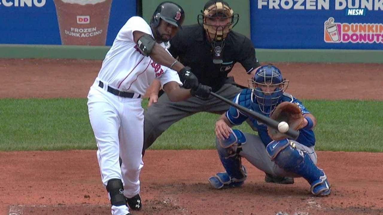 Bradley Jr.'s RBI double