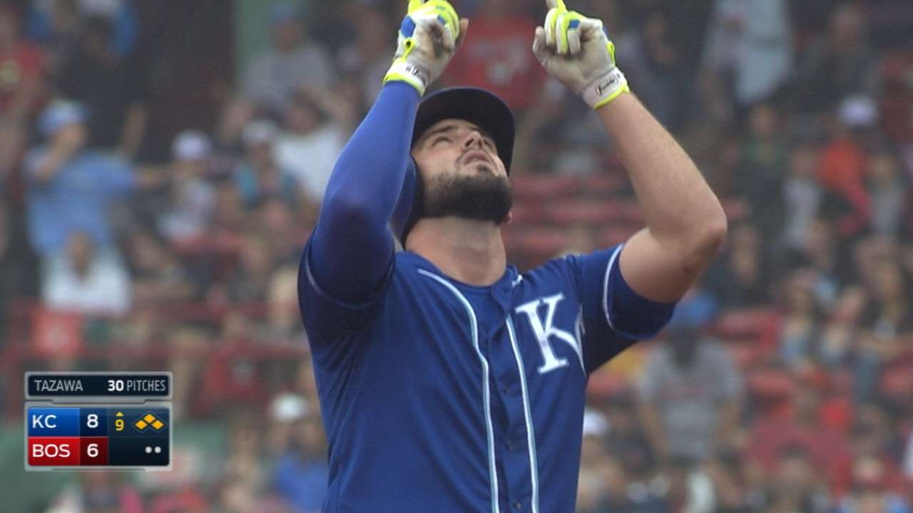 Must C: Royals rally for win
