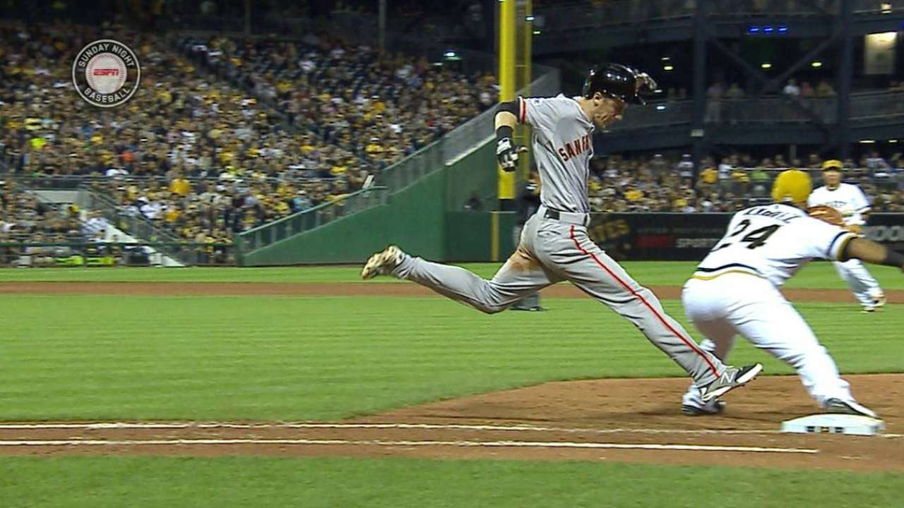 Pirates' double play stands