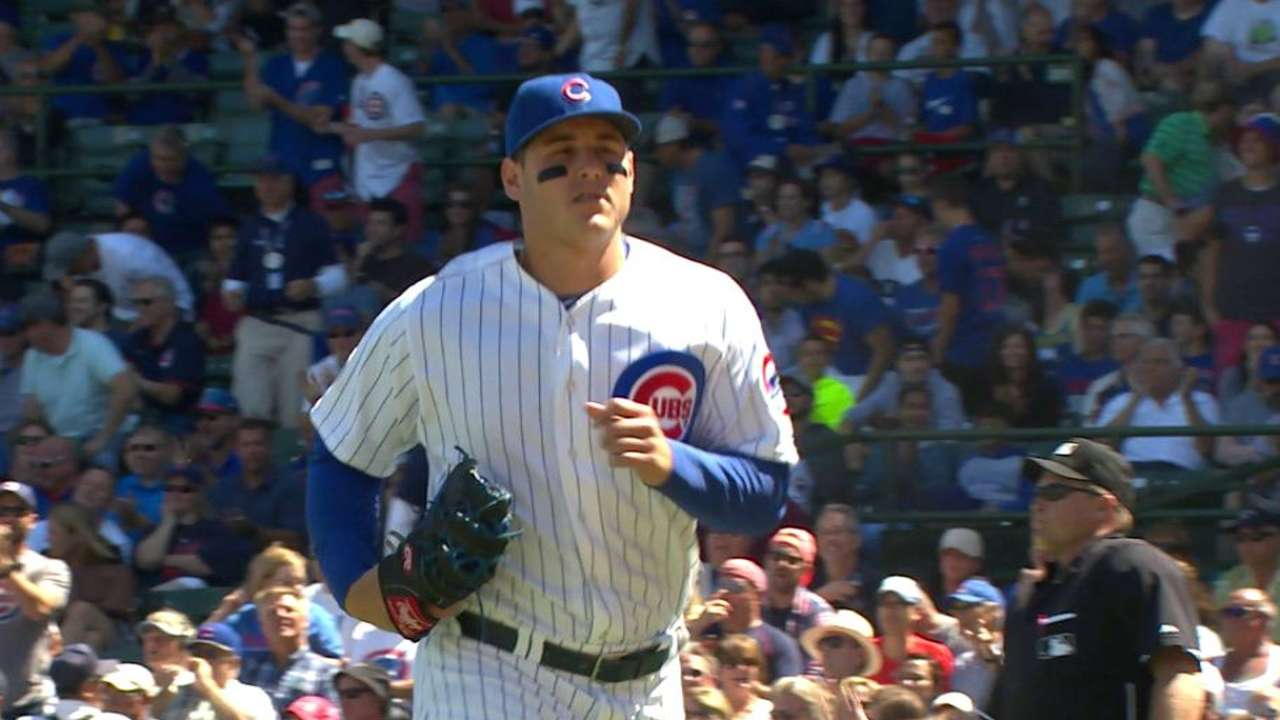 Cubs turn slick double play