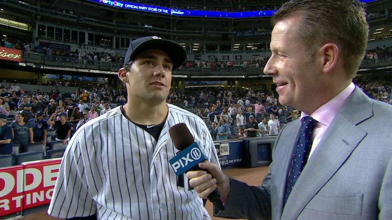 Eovaldi on Yankees' victory