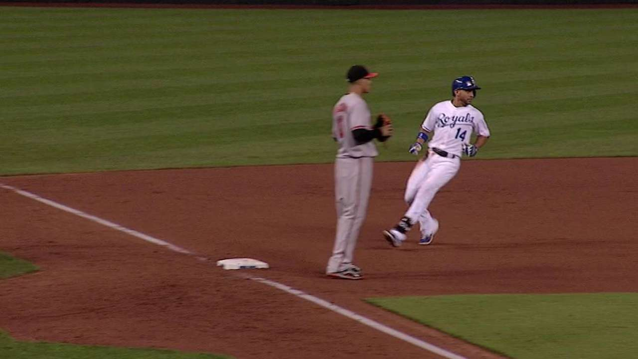 Infante's second triple
