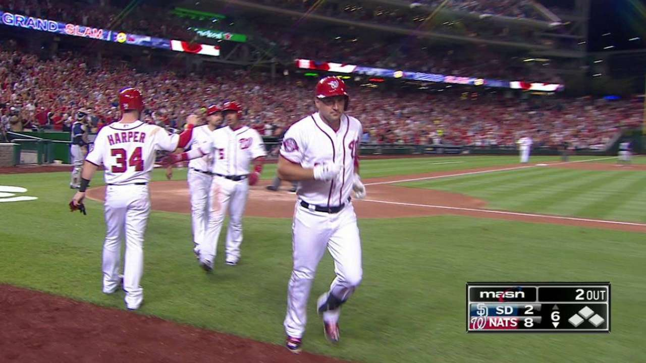 Strong Stras, slam by Zim carry Nats to win
