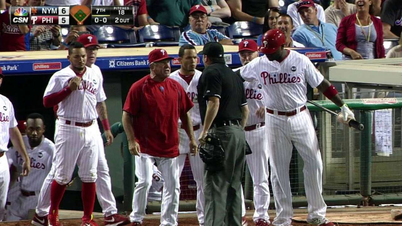 Bowa's issue with quick pitch safety related