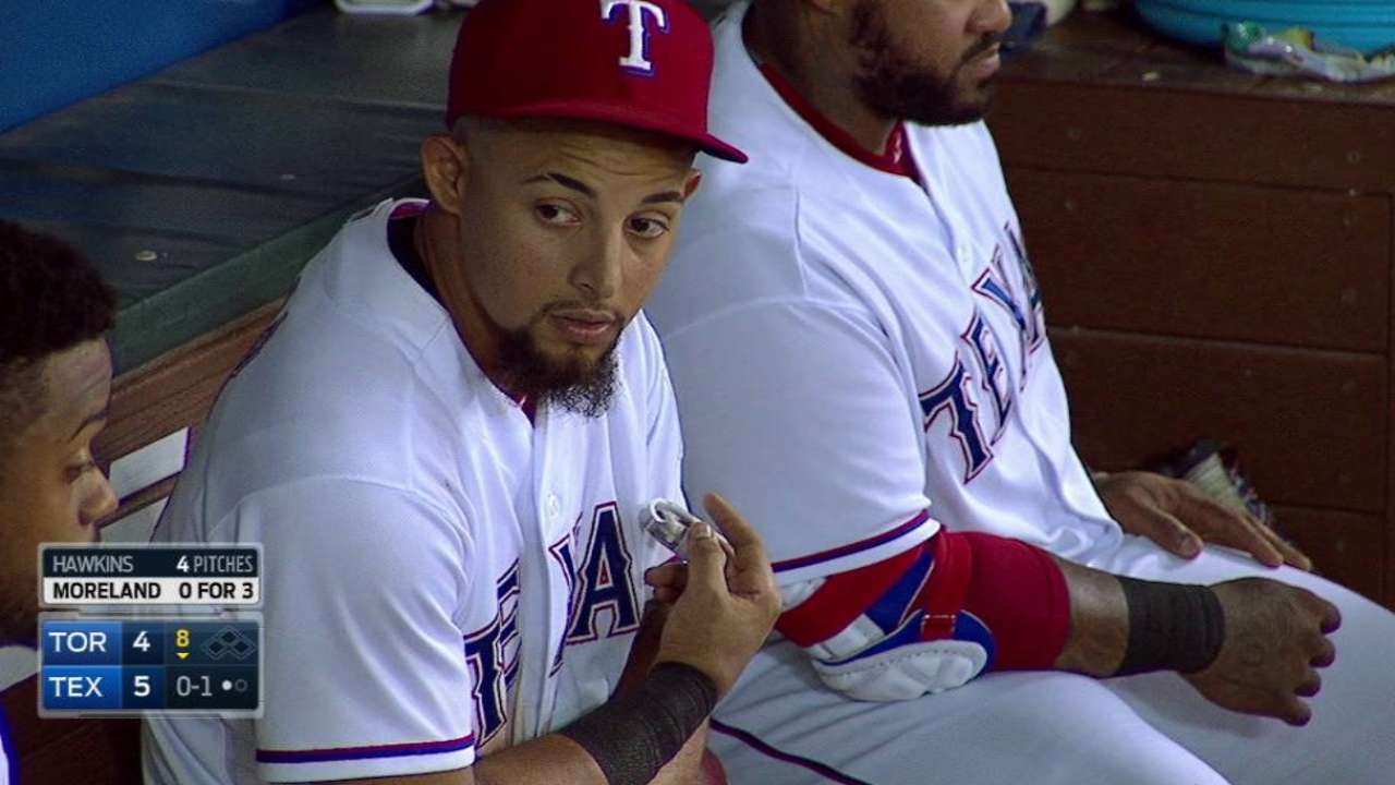 Odor still feeling discomfort in finger