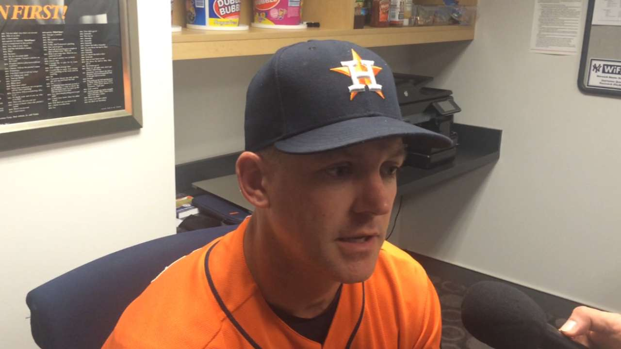 Sarah's Take: Vibrant Astros no longer sleepers