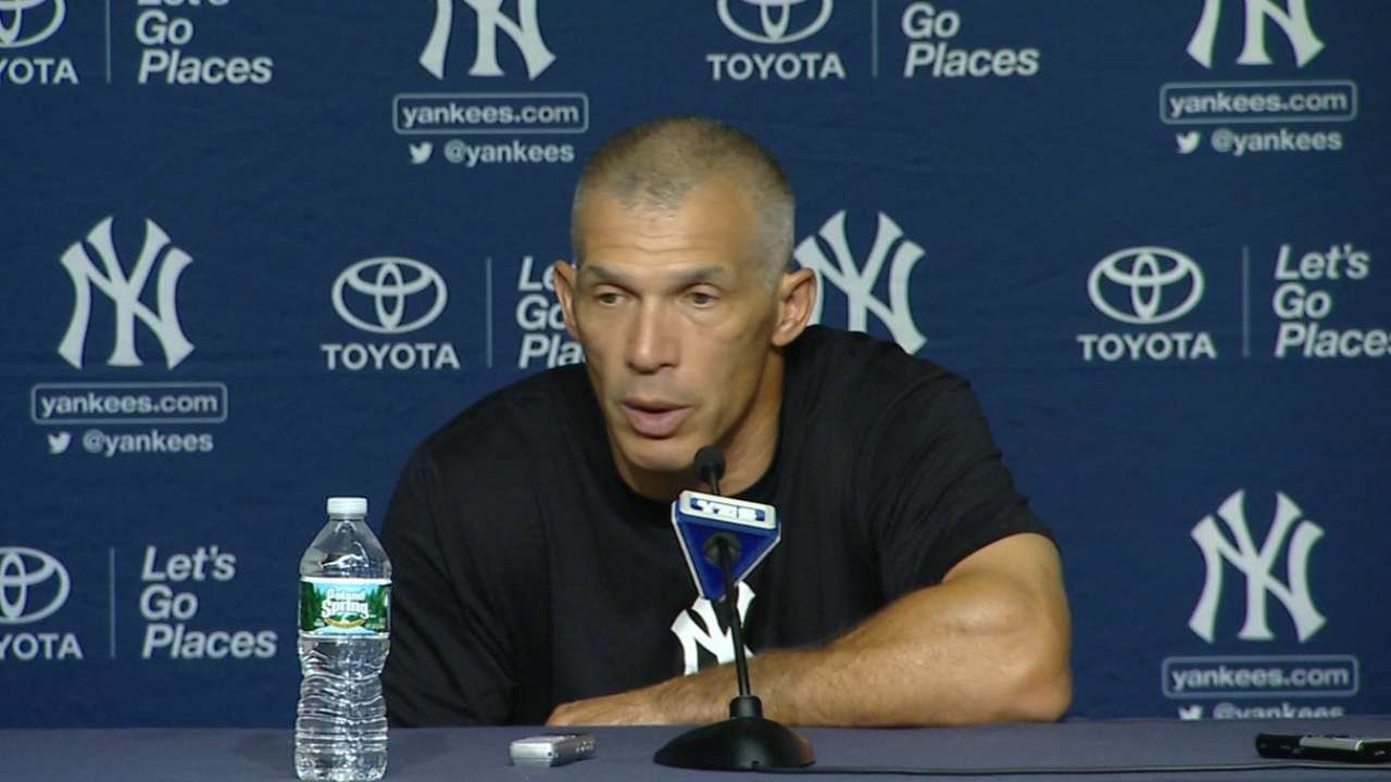 In offensive funk, Yanks 'kind of flat'