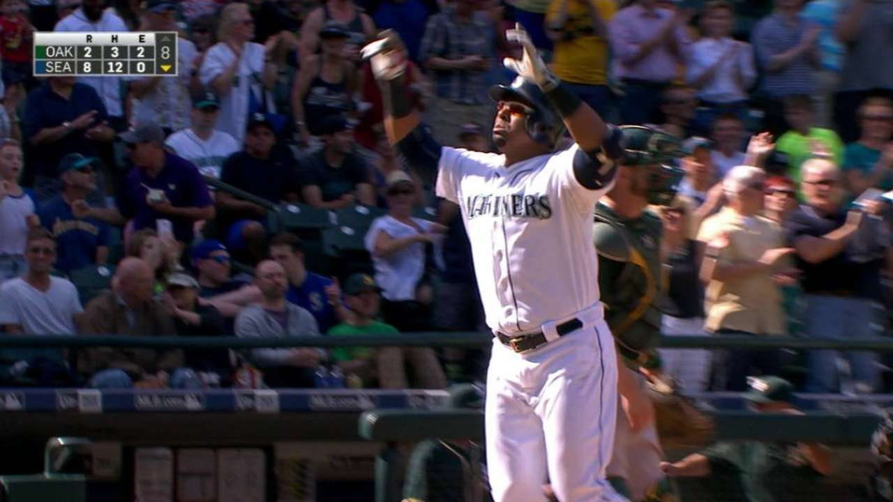 Cruz's homer quest among Mariners stories to watch