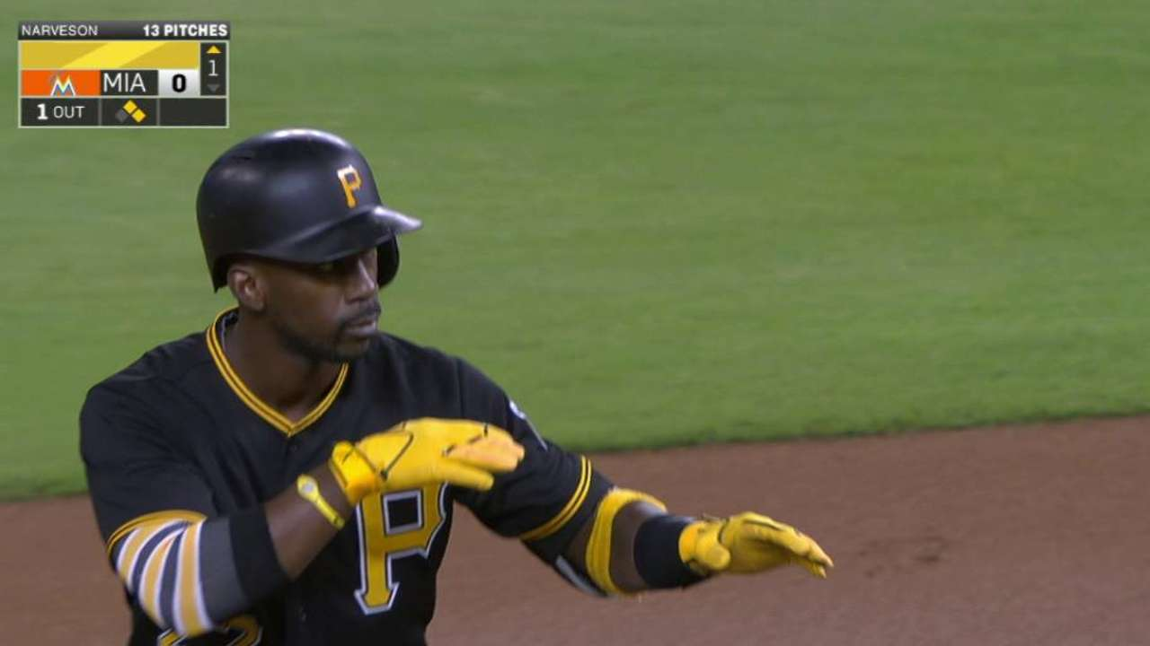 Cutch's RBI double
