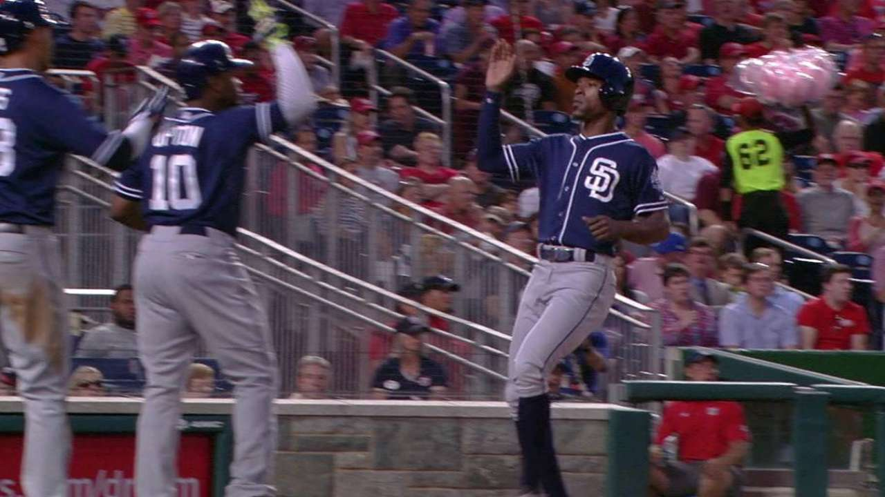 Kemp remains out with sore left shoulder