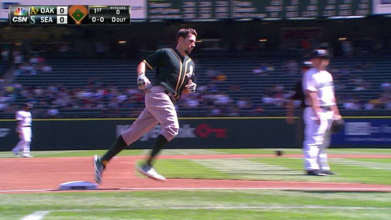 A's can't capitalize on promising start off Felix