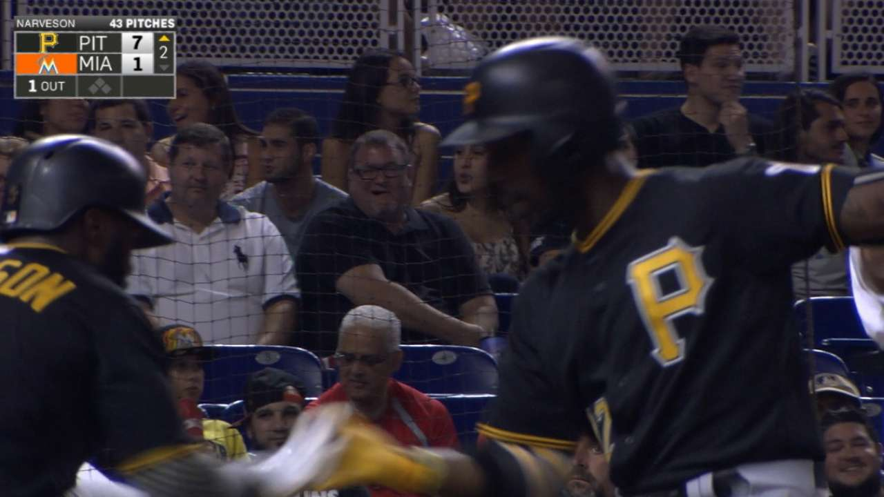 Cutch's 20th homer