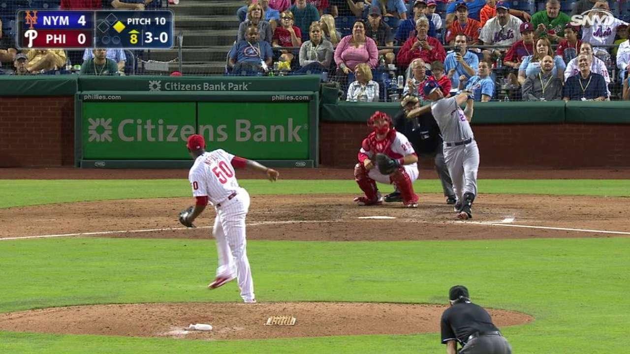 Cuddyer's two-run homer
