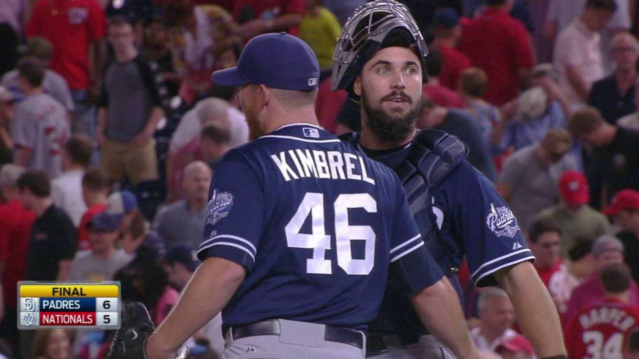 Kimbrel notches save