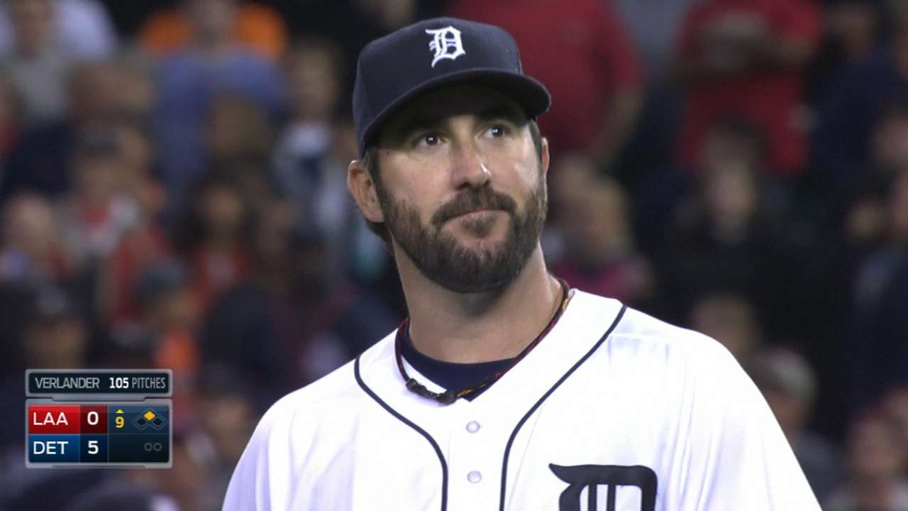 MLB Tonight on Verlander