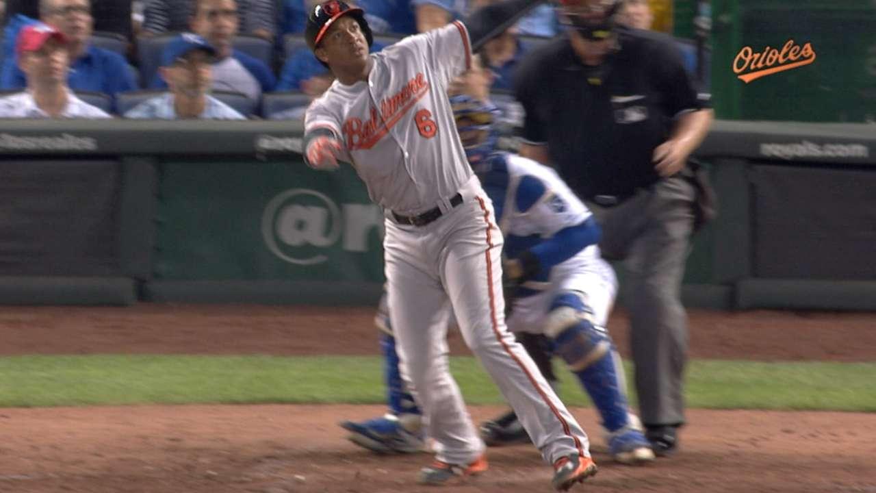 Must C: Schoop hits 484-foot HR
