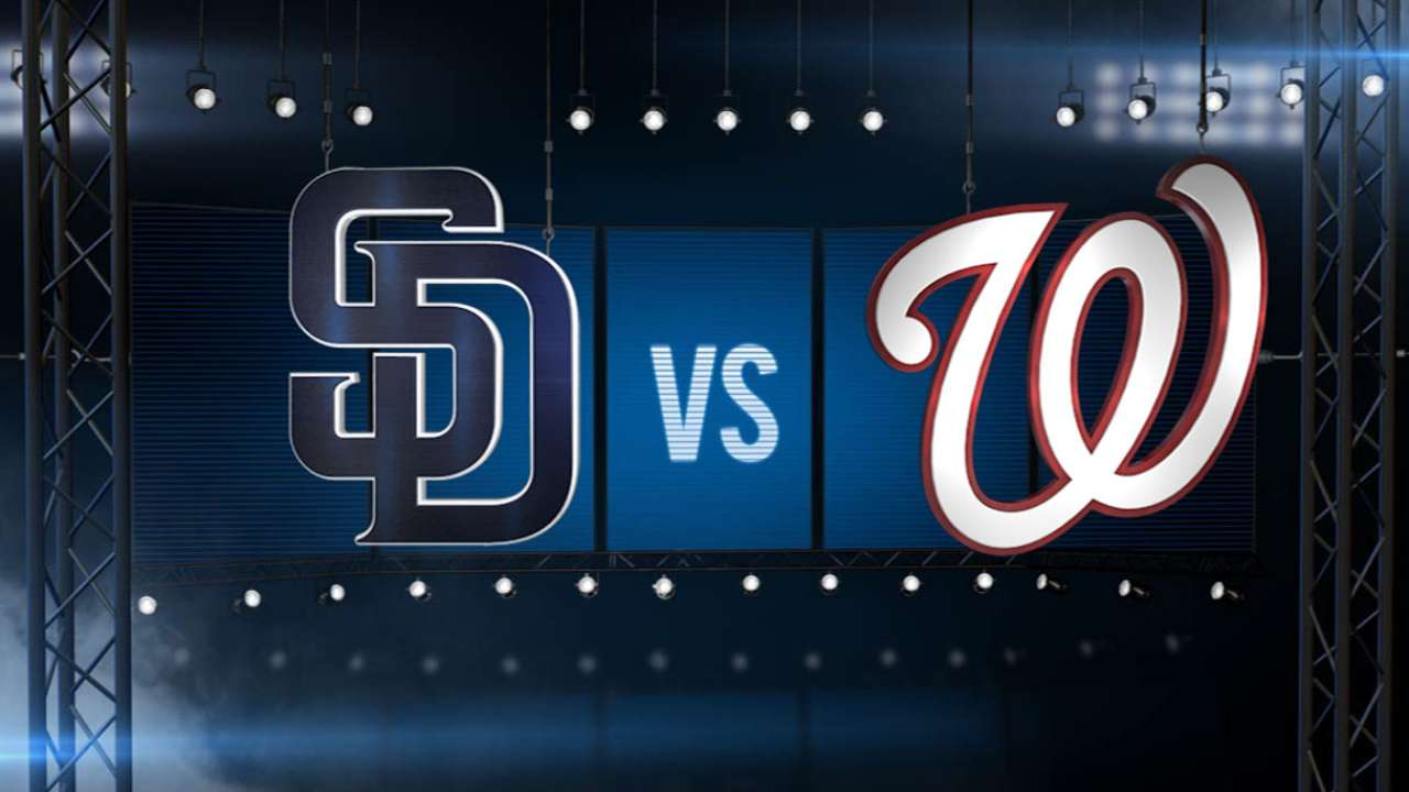 ICYMI: Padres even series behind J-Up's 3 RBIs
