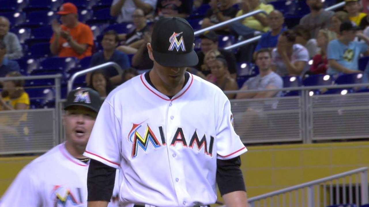 Marlins rally late, but can't catch Pirates