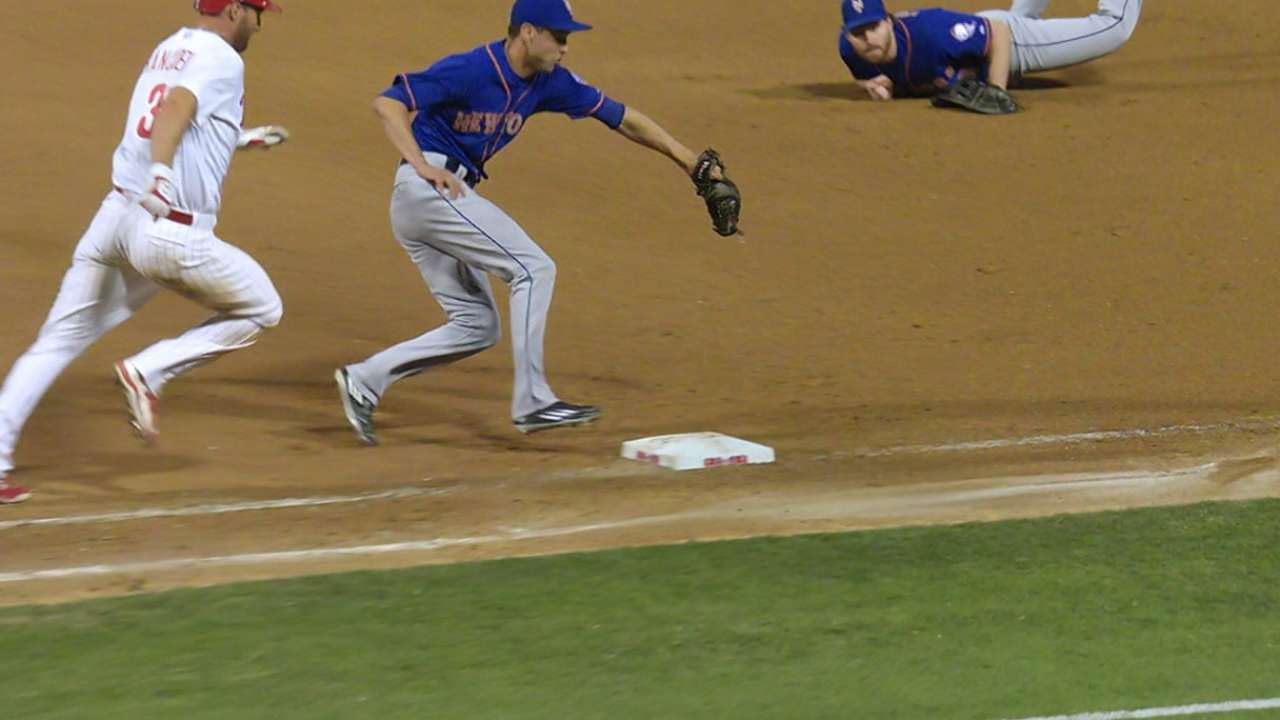 Must C: Mets' unreal circus play