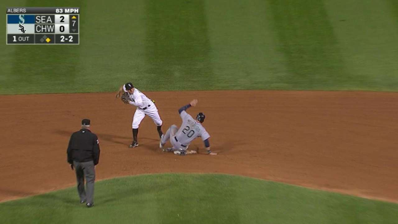 LoMo safe at second after replay