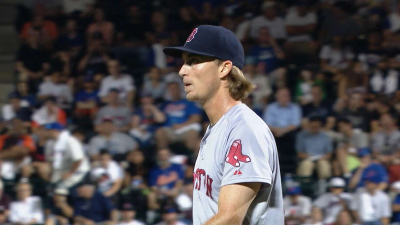 Red Sox likely going with 6-man rotation