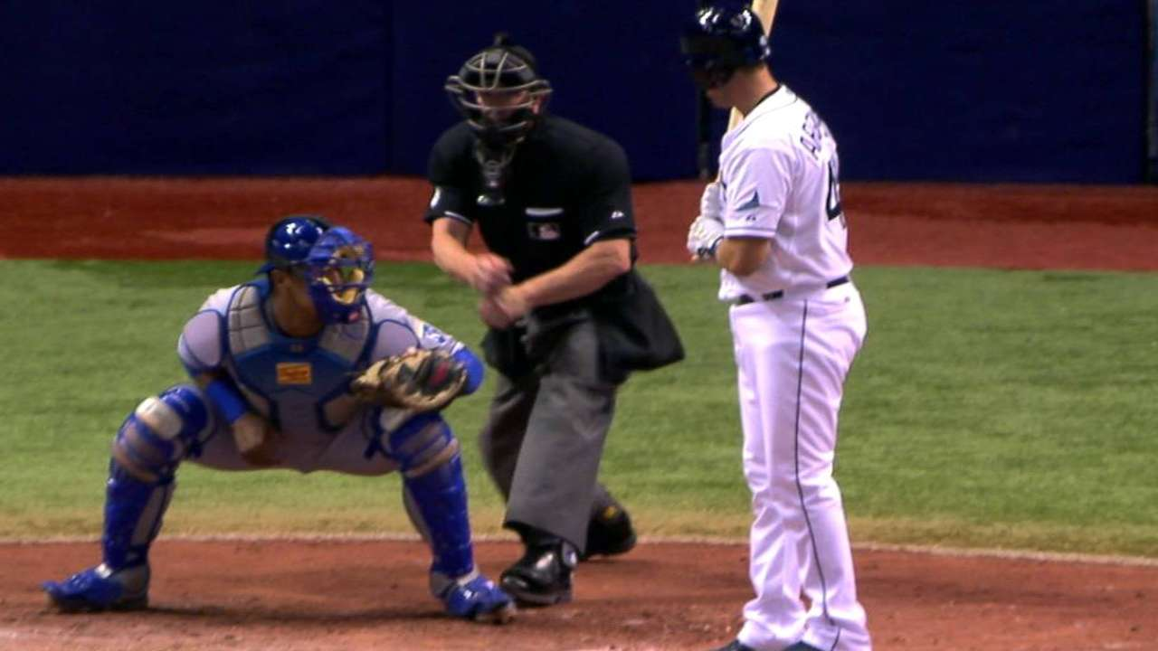 Yost's use of superb 'pen changing baseball