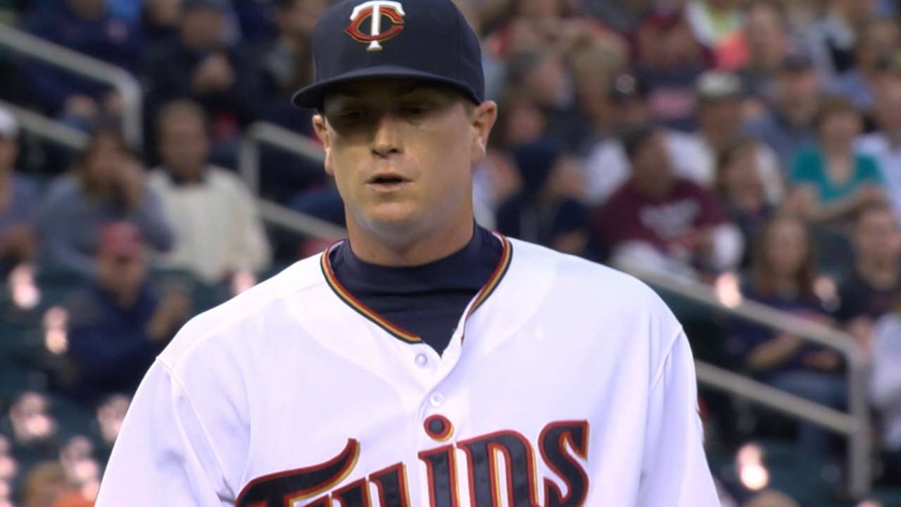 Gibson outduels Kazmir as Twins blank Astros
