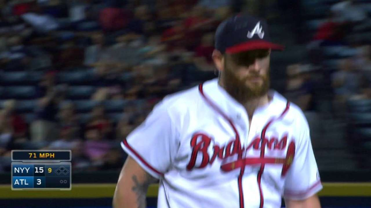 Gomes provides relief for Braves
