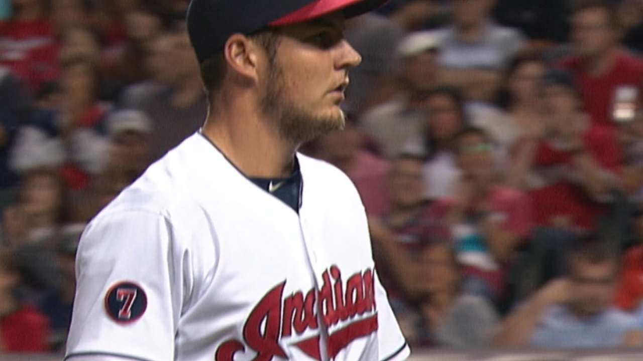 Bauer goes eight strong in win