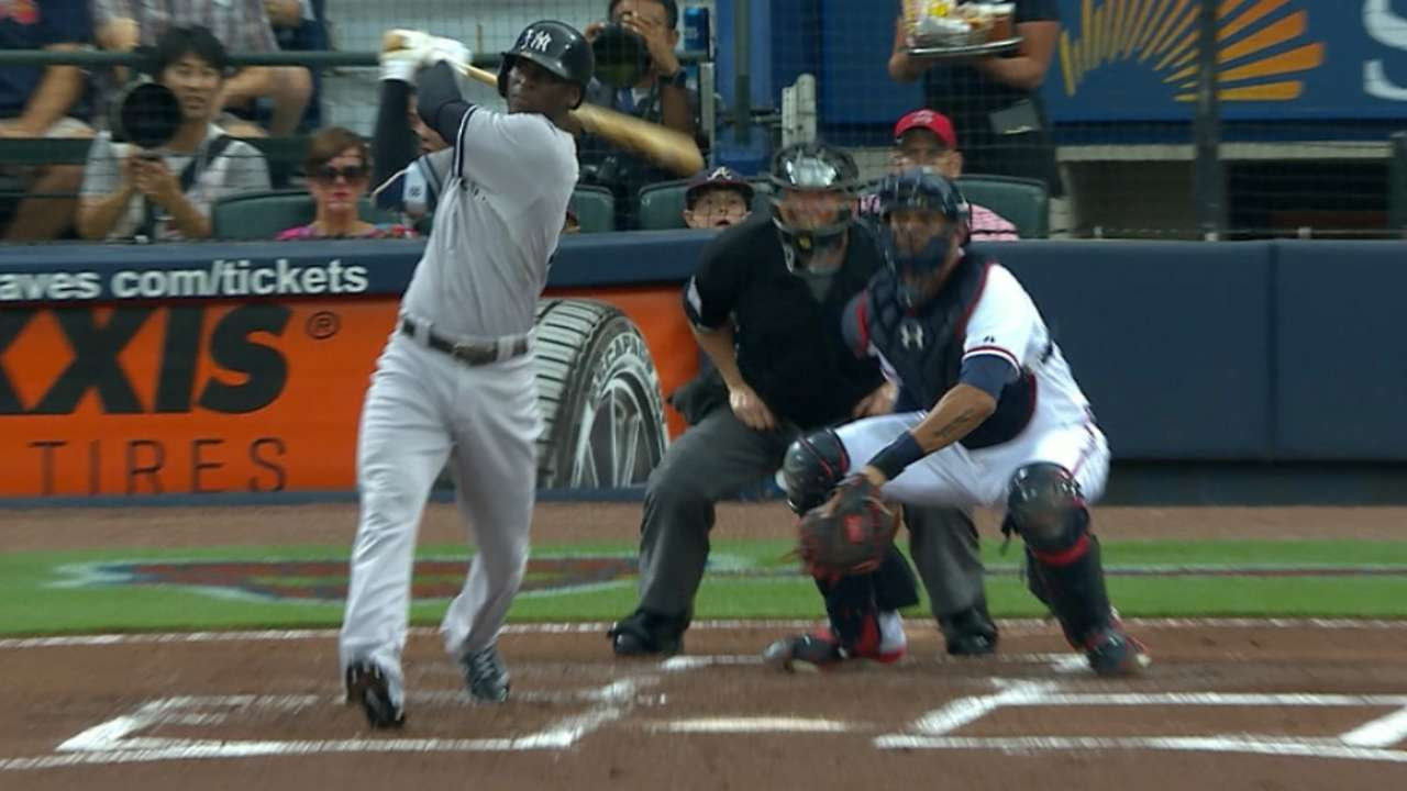 Gregorius becomes total package for Yanks