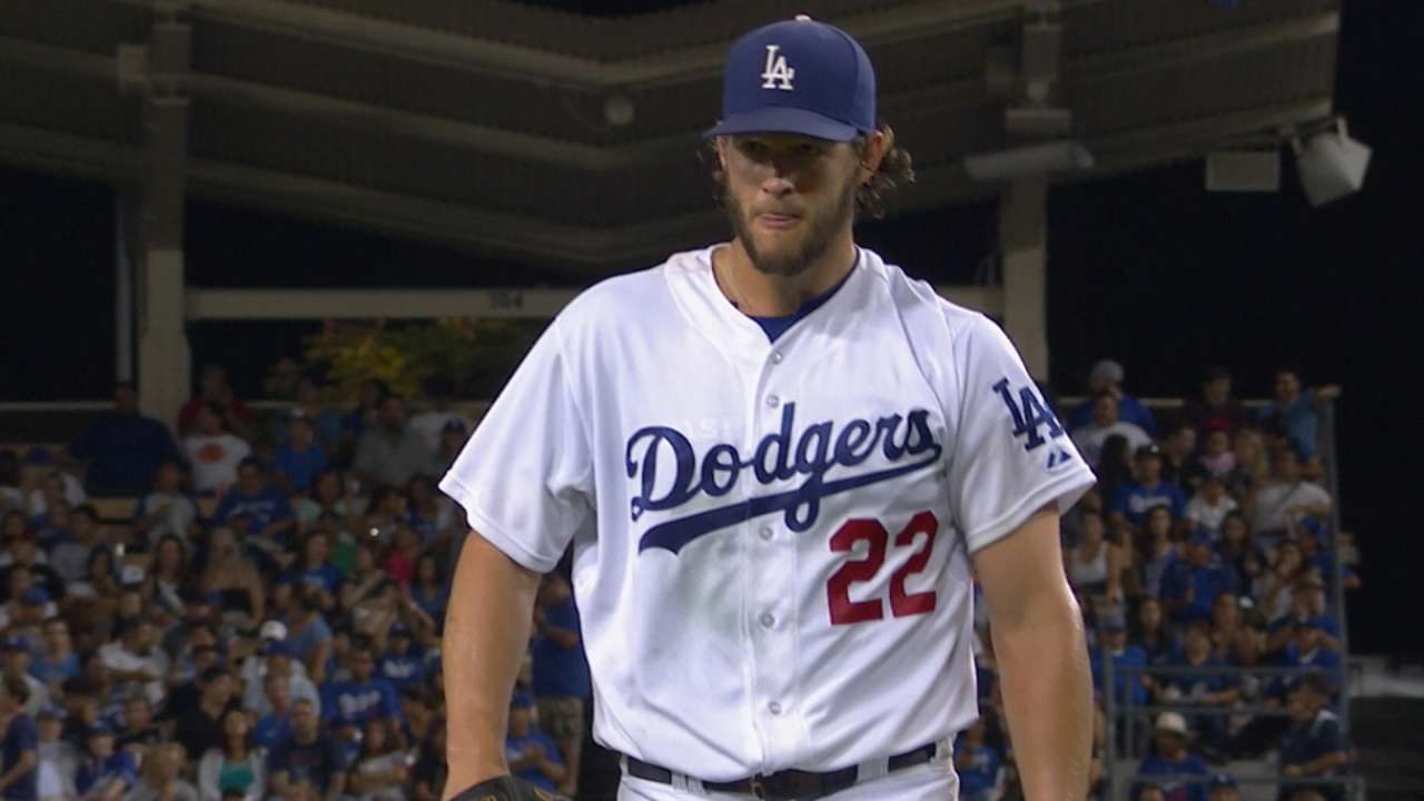 Kershaw's dominant outing