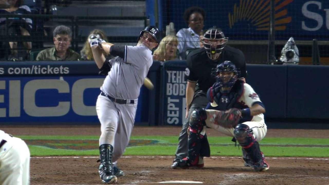 Severino, late runs carry Yanks past Braves