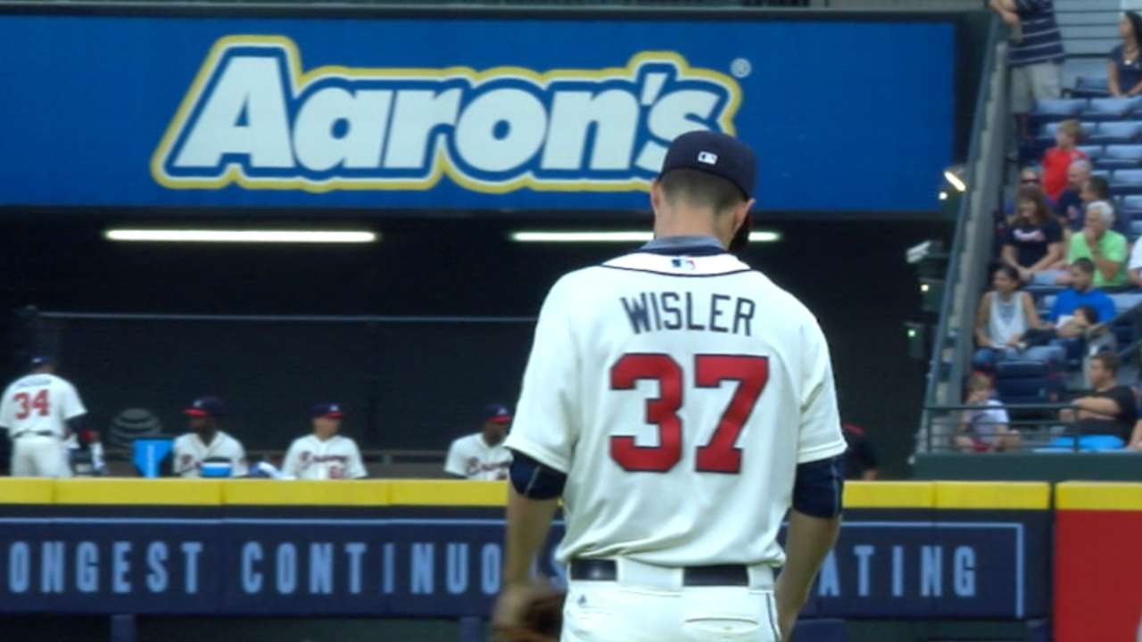 Many positives for Wisler in loss to Yankees