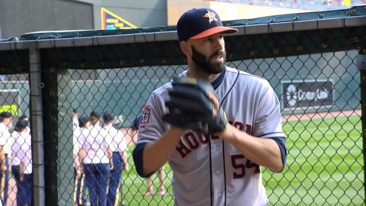 Fiers' solid outing