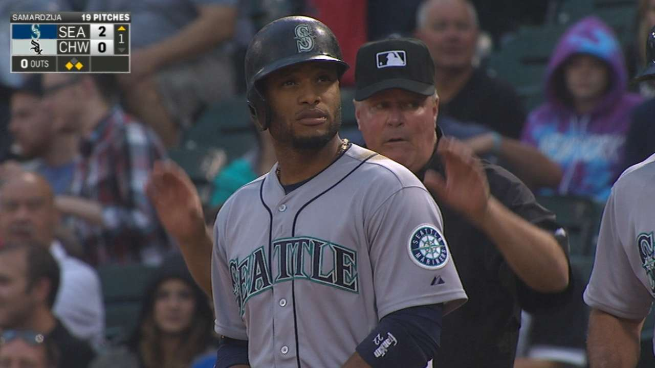 Cano's four-hit game