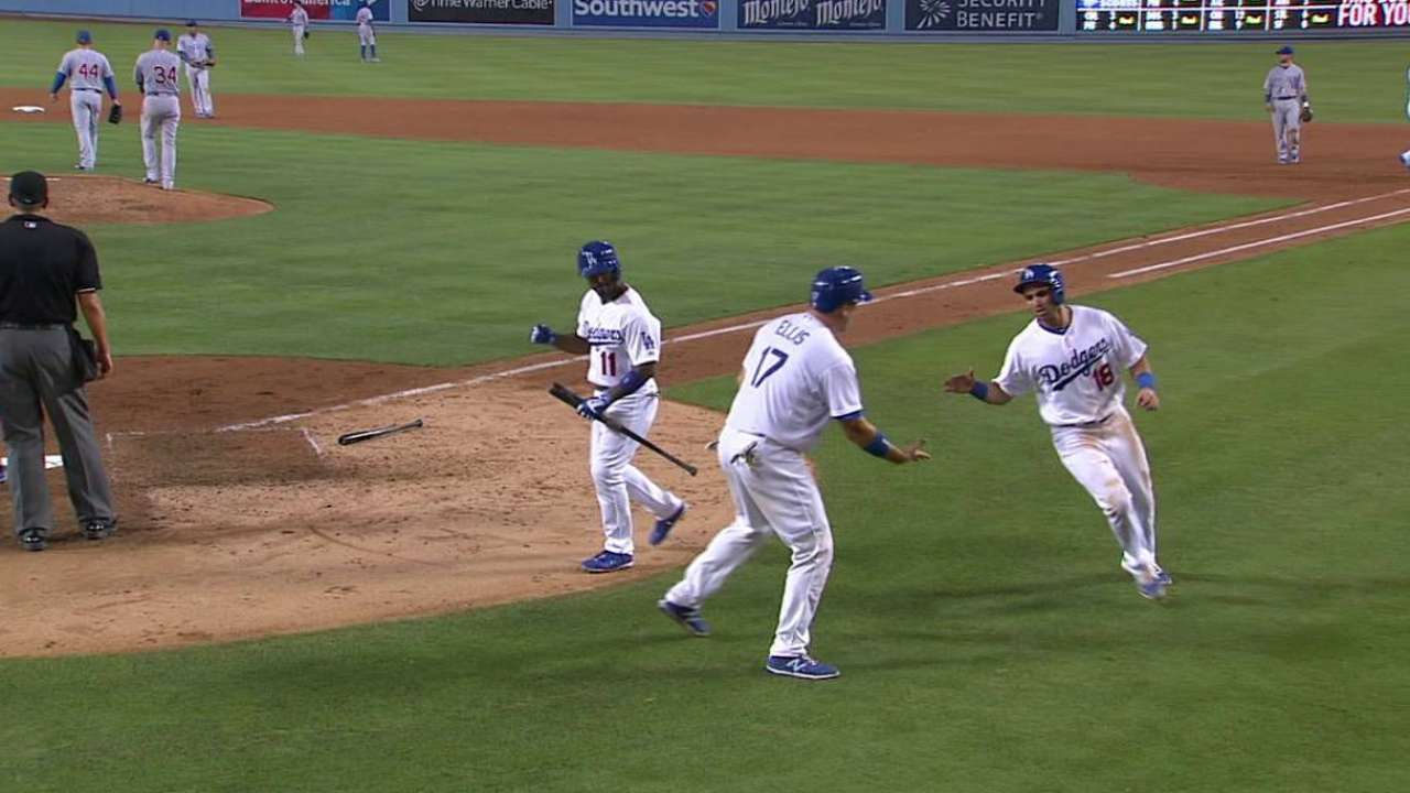 Ethier boosts torrid month with clutch hit