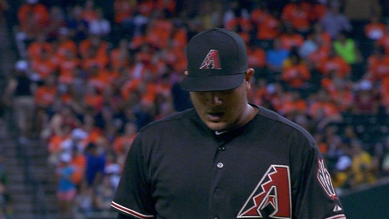 Chacin's strong outing