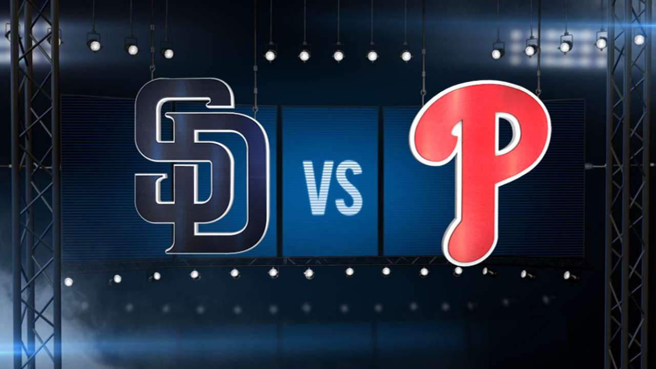 ICYMI: Padres unable to complete comeback vs. Phillies