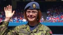 Corporal Angela Gore