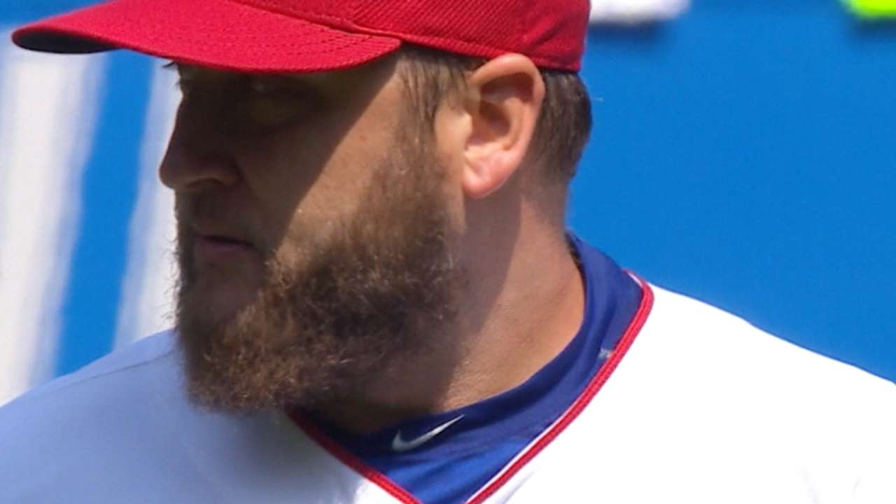 Blue Jays flip-flop Buehrle, Price in rotation