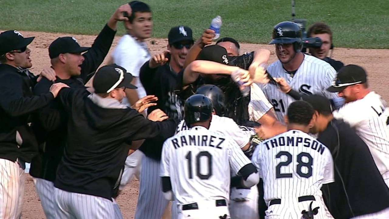 White Sox knock out Mariners in 11 innings
