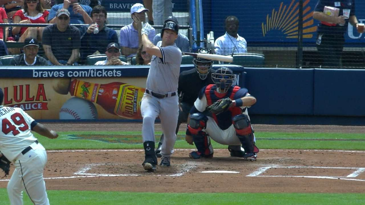 Headley notches four RBIs