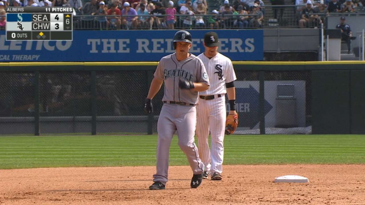 Seager, Jackson light a fuse atop the order