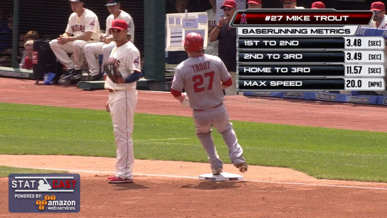 Trout notches encouraging 4-for-4 day