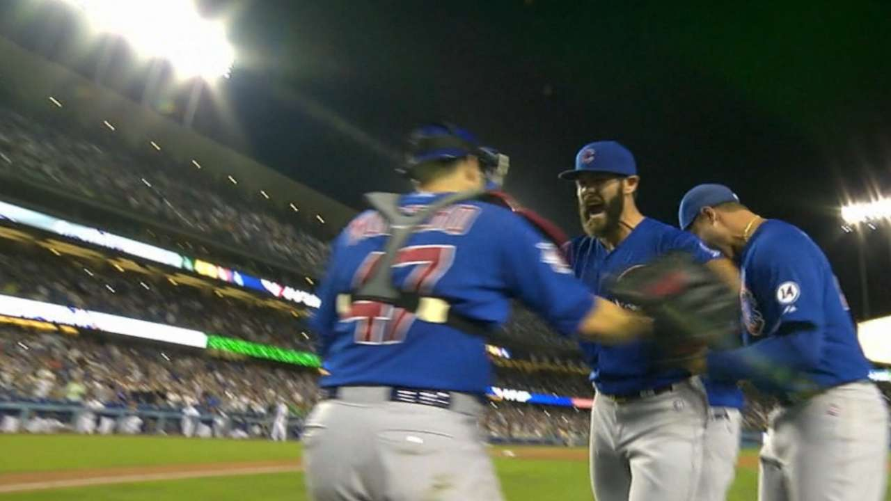 No-hit Arrieta 'pitching on another level'