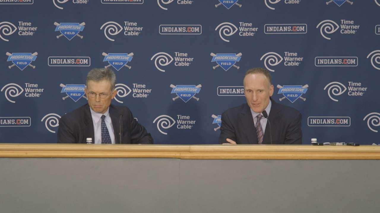 Shapiro, Dolan discuss move