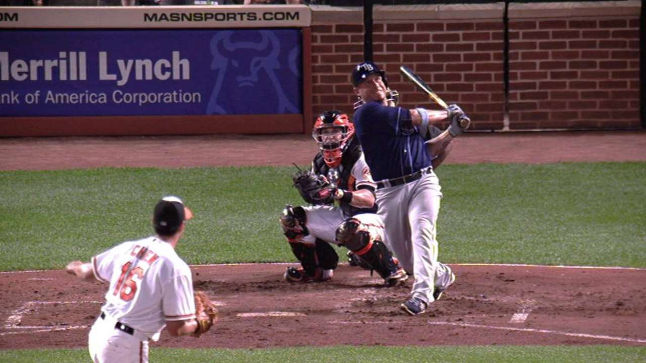 Bates respaldan a Archer y Rays triunfan en Baltimore