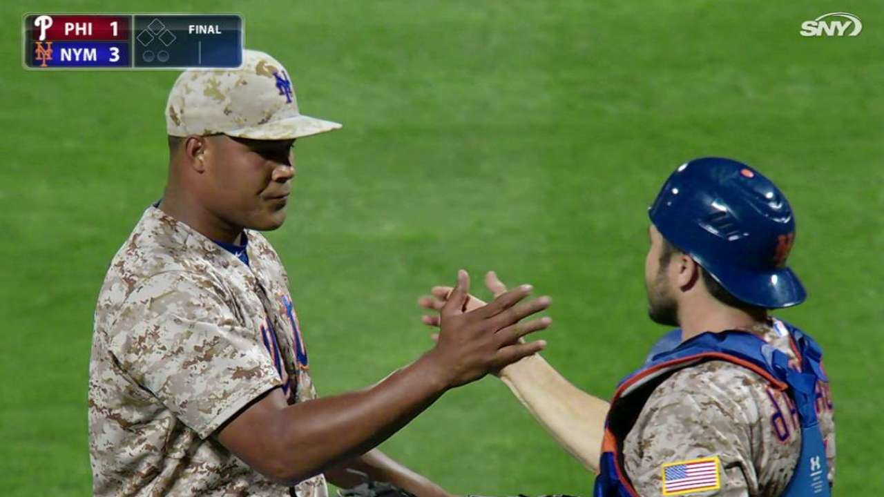 Familia earns save No. 36