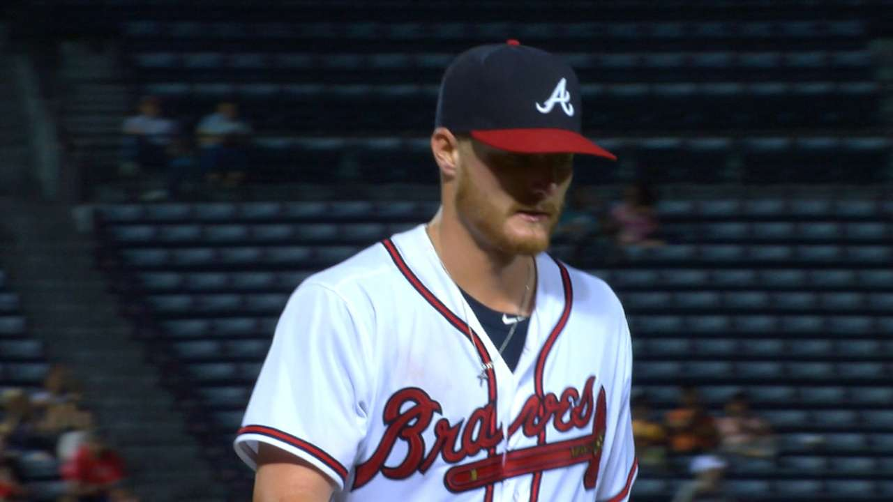 Miller steps in admirably for Foltynewicz